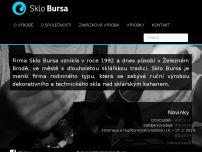 Sklo Bursa - Ruční sklářská výroba