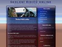 Školení řidičů online a školení řidičů referentů