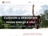 Petra Školová - Zdravý životní styl