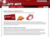 Slevy Auto-Moto