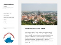 Obec Slovákov v Brně