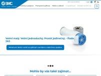 SMC Industrial Automation CZ s.r.o.