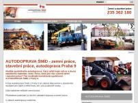 Autodoprava Šmíd - zemní a stavební práce, s.r.o.
