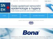 Česká společnost nemocniční epidemiologie a hygieny