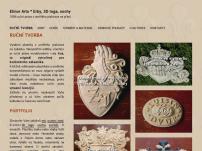 Elinor Art - erby, 3D loga, sochy na zakázku
