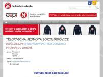 Tělocvičná jednota Sokol Říkovice