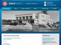 Tělocvičná jednota Sokol Brno - Komín