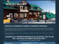 Penzion Sokolí boudy