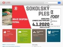 Tělocvičná jednota Sokol Lomnice nad Popelkou