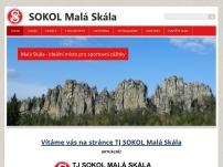 Sokol Malá Skála