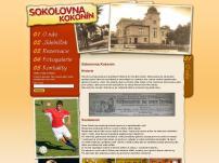 Sokolovna Kokonín