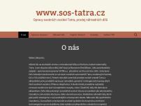 S.O.S. TATRA – Roman Dvořáček