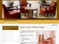 Vladimír Grygar – soudní znalectví, odhady, oceňování, návrhy bytových interierů, výroba moderního a