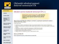 Občanské sdružení pomoci duševně nemocným ČR