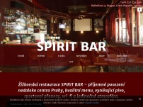 Restaurace Spirit Bar