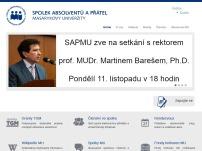 Spolek absolventů a přátel Masarykovy univerzity