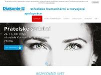 Diakonie ČCE - Středisko humanitární a rozvojové spolupráce