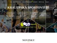 Kralupská sportovní, spol. s r.o.- Krytý bazén