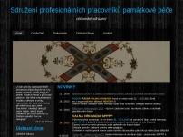 Sdružení profesionálních pracovníků památkové péče, o.s.