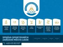 Správa sportovních zařízení města Loun, příspěvková organizace