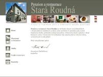 Restaurace Penzionu Stará Roudná
