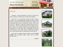 Restaurace a penzion Staroholická