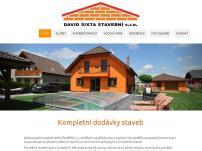 David Sixta stavební s.r.o.