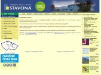 STAVONA – značková okna a dveře