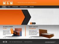M&M Stolařství – Zakázková výroba nábytku a dveří
