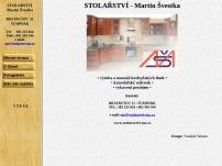 Martin Švestka – Stolařství