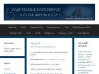 Svaz tělesně postižených v České republice, o.s., městská organizace Brno