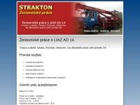 STRAKTON - Žeriavnické práce