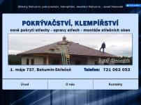 Střechy Josef Hanusek