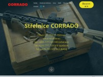 Krytá střelnice, laserová střelnice – Střelnice CORRADO, s.r.o.