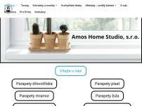 Amos Home Studio – WPC terasy a bezúdržbové ploty