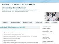 Studená – Labalestra & Bokotej advokátní a patentová kancelář