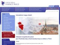 Oblastní inspektorát práce pro Plzeňský kraj a Karlovarský kraj
