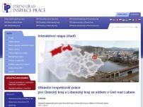 Oblastní inspektorát práce pro Ústecký kraj a Liberecký kraj