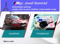 AUTOŠKOLA ROYAL CARS Liberec – Mgr. Josef Semirád