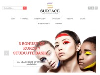 Surface professional make up school