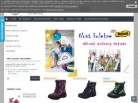 B.B. Boty – svět dětské obuvi