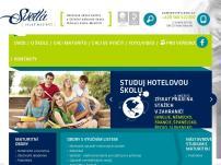 Hotelová škola Světlá a Obchodní akademie
