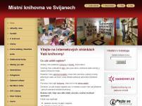 Místní knihovna Svijany