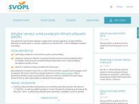 SVOPL - Sdružení výrobců volně prodejných léčivých přípravků
