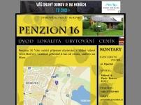 PENZION 16
