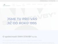 SWH STAVBY, s.r.o.