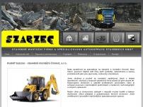 Rudolf Szarzec - stavebně montážní činnost, s.r.o.