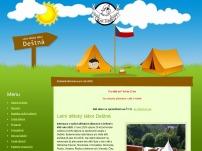 Letní dětský tábor Deštná