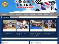 TAEHAN - klub korejských bojových umění, z. s.