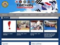 TAEHAN - klub korejských bojových umění, z.s.